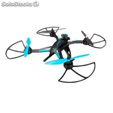 Dron cuadricoptero 6 ejes JJRC X1 motores Brushless