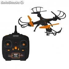 Dron denver dch-261 - 4 canales / 6 ejes - funcion gyro -camara 0.3MPX - video