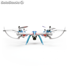 Dron Quadcoptero Blue Dragon
