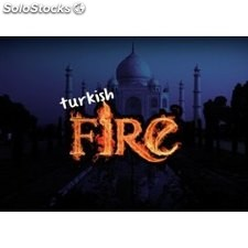 Drops Turkish Fire