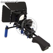 Dslr Shoulder Rig Support RL04 kit (QA04)