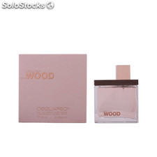 Dsquared2 SHE WOOD edp vaporizador 100 ml
