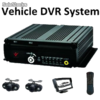 Dual 64g sd mobile dvr 4 channels for vehicle and remote area surveillance