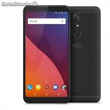 Dummy smartphone wiko view black