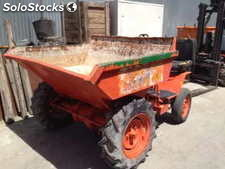 Dumper ausa DS, manual