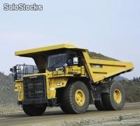 Dumpers rigides : HD465-7