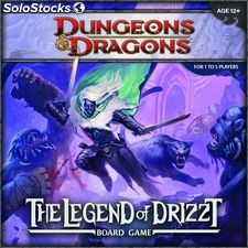 Dungeons & Dragons: Legend of Drizzt [Inglés]