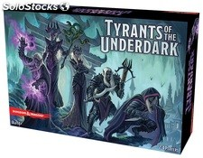 Dungeons & Dragons: Tyrants of the Underdark [Inglés]