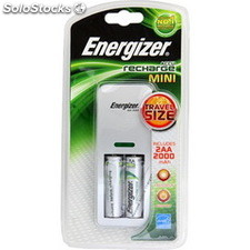 Duo chargeur 2000M ah energizer