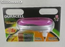 Duracell Cef 20 caricabatterie con pile stilo stay charged
