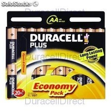 Duracell lr06 Power Plus paquete de 20