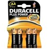 Duracell Pila alcalina Gama Duracell Plus LR06 1,5 v. 4 unid. 9150...