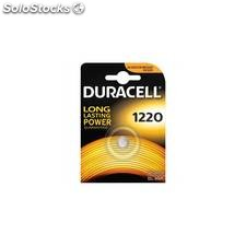 Duracell pila boton litio CR1220 3V blister*1