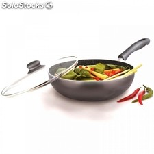 Durastone pasta pots and woks - brand new stock