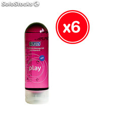 Durex play massage 200 ml (6 uds) - durex - play - 5038483962664 - 3500000844
