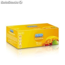 Durex pleasurefruits 144 Preservativos (es-pt)