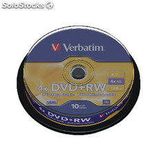 Dvd 4.7 Gb 10 Pieces