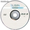 Dvd Elgin c/capa Virgem
