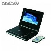 Dvd portatil pdvd-7000usb
