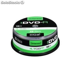 DVD-r intenso 4101154 16x 4.7 GB 25 pcs
