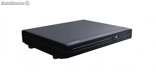 DVD Reproductor sunstech DVPMX114