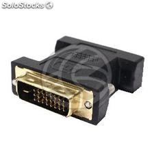 Dvi-d Male to dvi-i dual link female (VG63-0002)