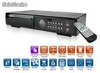 Dvr Digital 4 Canales 1 Audio h264 120 frames