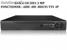 Dvr xmeye 4 ch 5IN1 2 mp