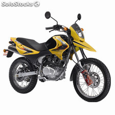 DY150GY-6 dirt bike salta monte 150/200 CC