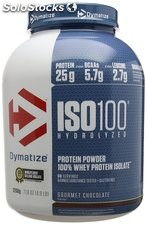 Dymatize 2.2 kg Gourmet Chocolate ISO 100 Protein