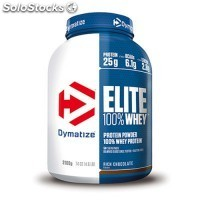 Dymatize ISO 100 Whey Protein Powder Isolate, Fudge Brownie, 5 lbs
