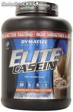 Dymatize Nutrition Elite Shake, Casein Chocolate Peanut Butter, 4lbs
