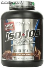 Dymatize Nutrition ISO-100 Fudge Brownie, 5lbs