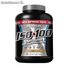 Dymatize Nutrition ISO 100 Hydrolyzed 100% Whey Protein Isolate 3lb