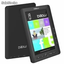 "e-Book billow E2TB color Book reader 7"" 4 Gb negro"
