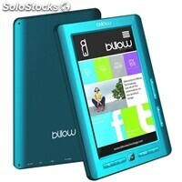 "e-Book billow E2TLB color reader 7"" 4 Gb azul"