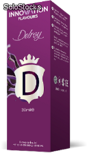 e-liquido para cigarrillo electronico Delroy 10ml/6mg