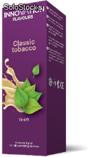 e-liquido para cigarrillo electronico Tabaco Clasico 10ml/0mg