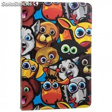 "e-Vitta - EVUN000429 7"""" Folio Multicolor funda para tablet"