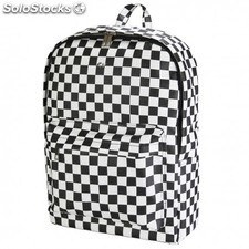 "e-Vitta - Urban 16"""" Mochila Negro, Color blanco"