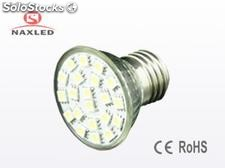 e27 led Bulb, 2.5Watt, 21pcs 5050 smd, 205lumens, high Bright & energy saving