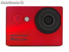 Easypix GoXtreme Rallye Red Action Camera