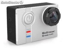 Easypix GoXtreme Stage 2.5K Action Camera - Silber