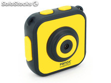 Easypix Panox Champion Action Camera - Yellow