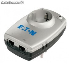 Eaton - Protection Box 1 Tel DIN 1AC outlet(s) 220-250V Plata limitador de