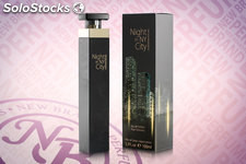 Eau de parfum night in ny city 100ML. Catalogue complet, new brand