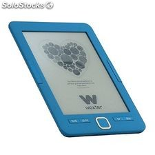 "eBook Woxter scriba 195 6"" 4 GB Azul"