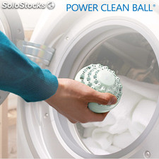 Ecobola Lavadora Power Clean Ball hasta 1000 lavados