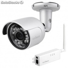 Edimax - IC-9110W IP security camera Exterior Bala Plata cámara de vigilancia