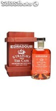 Edradour straight from the cask port finish 55/62% vol 0'5 l